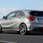 Yeni Mercedes A Serisi 2013 Özellikleri ve Fotoğrafları