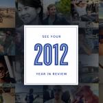 Facebook'tan 2012 Resimleriniz – 2012 Year in Review